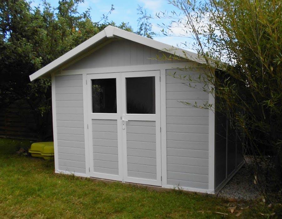 Cabane de jardin Grosfillex